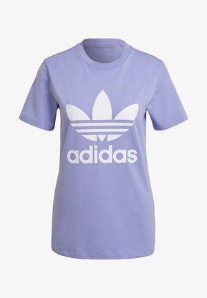 TREFOIL TEE - T-shirt print - light purple