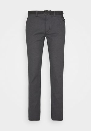 STRUCTURED  - Chino - anthracite