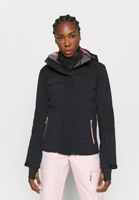 Roxy - DAKOTA - Snowboard jacket - true black - 0