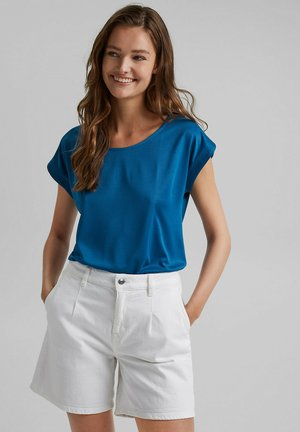 FASHION - Basic T-shirt - bright blue