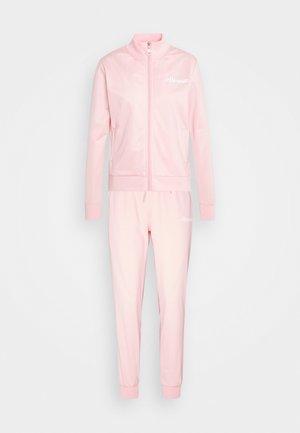 FLOZ SET - Trainingsanzug - pink
