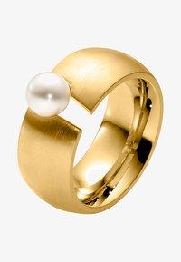 Heideman - DAMENRING PERLE - Ring - white - 1
