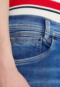 Pepe Jeans - SPIKE - Straight leg jeans - medium used powerflex - 3