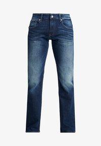 Tommy Jeans - RYAN  - Bootcut jeans - atlanta dark blue - 4