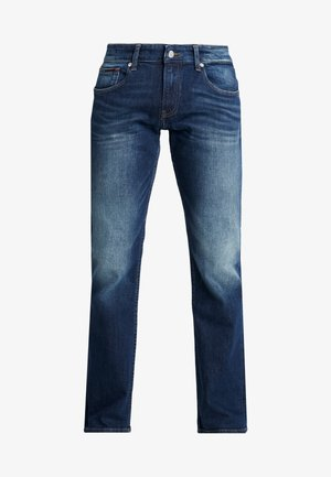 RYAN  - Bootcut jeans - atlanta dark blue
