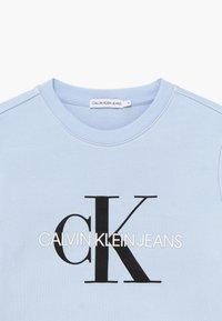 Calvin Klein Jeans - MONOGRAM LOGO UNISEX - Sweatshirt - blue - 3