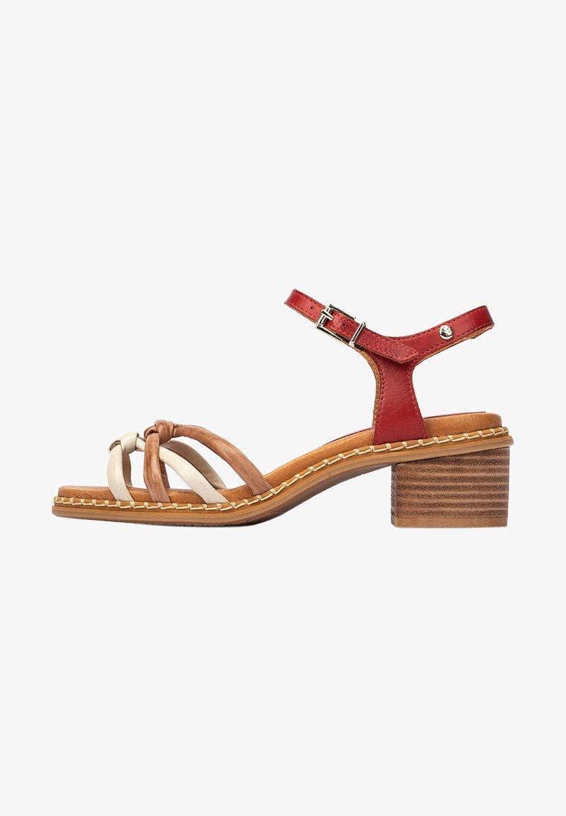 Pikolinos - Sandals - coral