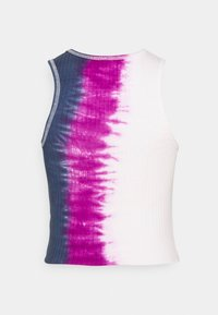 BDG Urban Outfitters - TIE DYE HIGH TANK - Top - pink - 1
