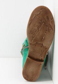A.S.98 - Laarzen - emerald/natur - 6