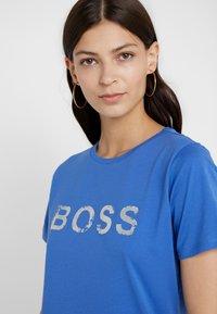 BOSS - TEPAPER - T-Shirt print - royal blue - 4