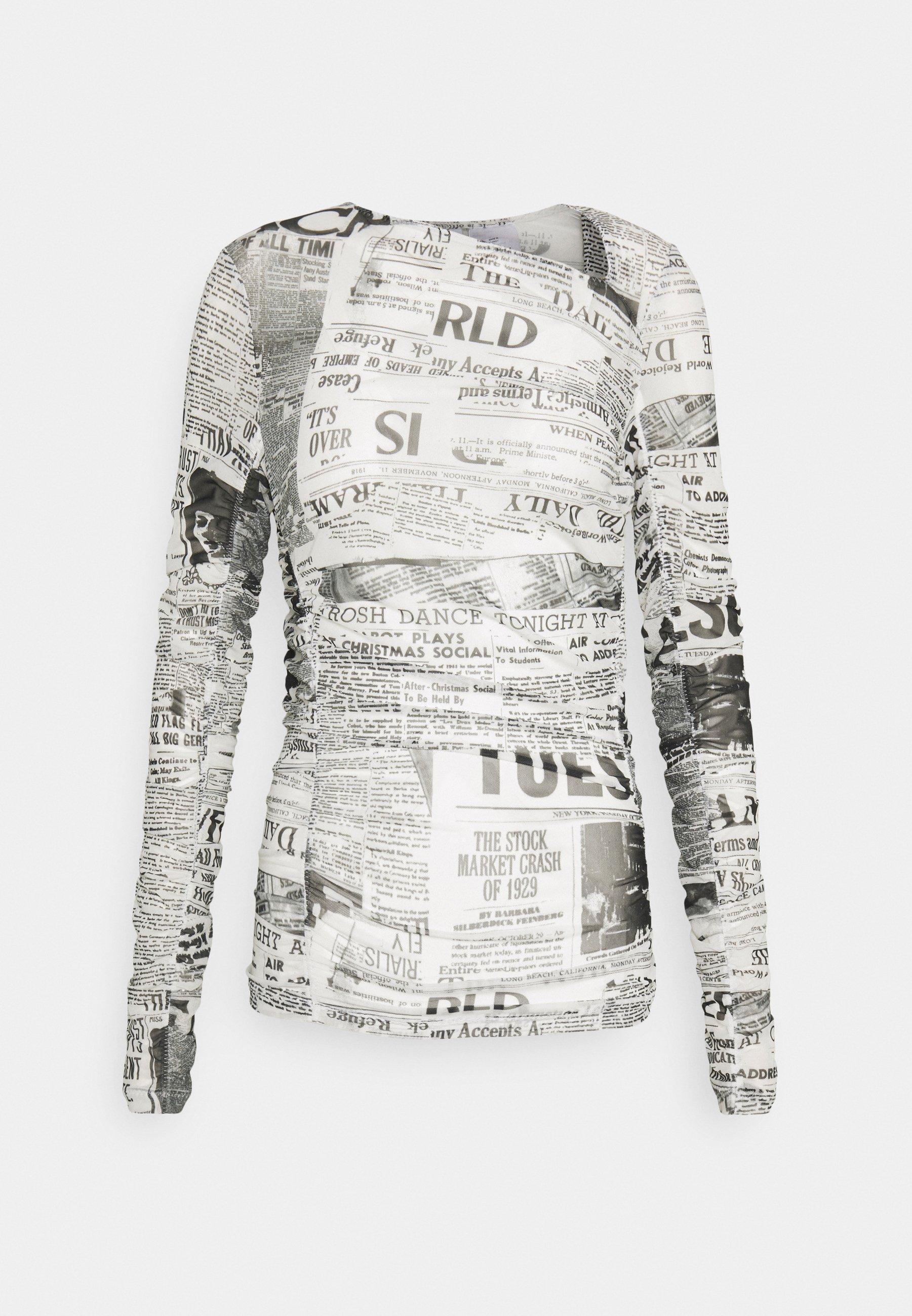Women MARGERIE LONG SLEEVE - Long sleeved top