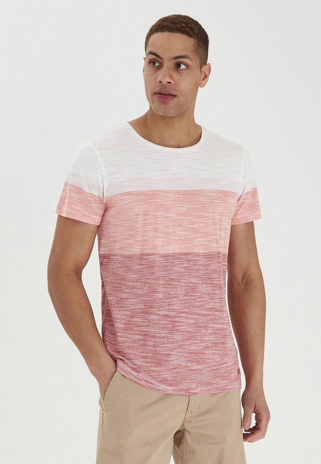 JAKOB - T-Shirt print - ketchup