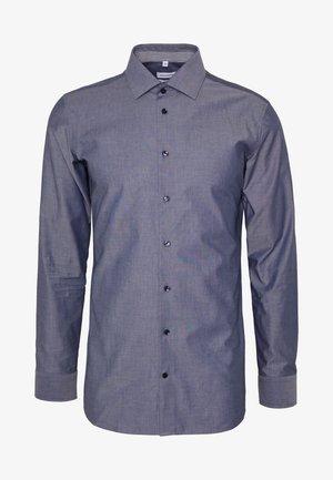 SLIM FIT BUSINESS KENT - Kostymskjorta - dark blue