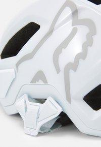 Fox Racing - SPEEDFRAME PRO HELMET UNISEX - Helm - white - 4