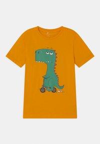 Name it - NKMBUGOS - Print T-shirt - flame orange - 0