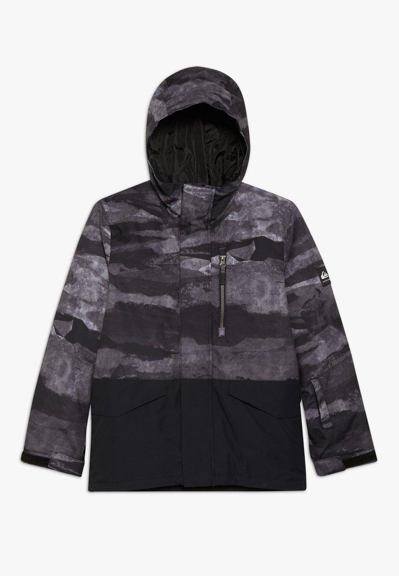 Quiksilver - MISS BLOC - Snowboardová bunda - black matte