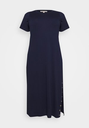 Jersey dress - true navy
