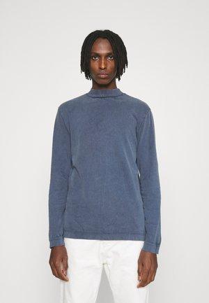 MORITZ - Long sleeved top - blau