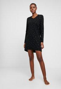 Esprit - Pyjama top - black - 1