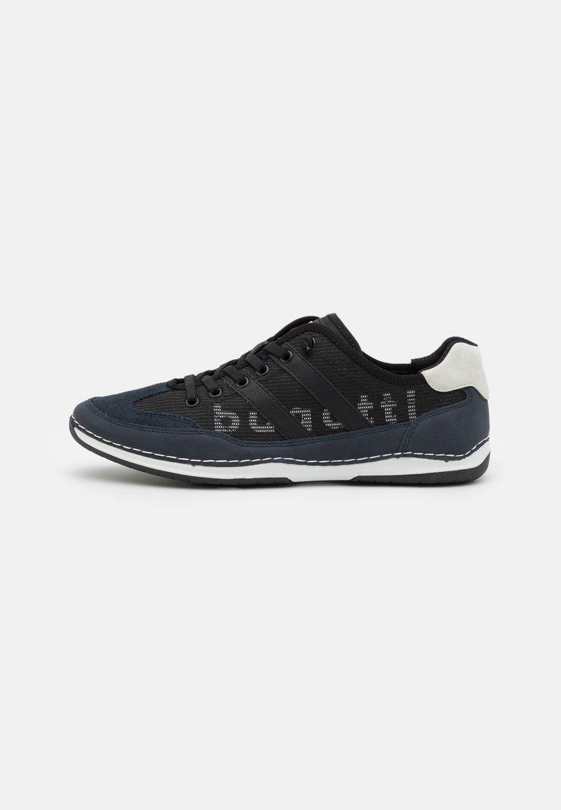 Bugatti - KOVAK - Baskets basses - dark blue/black