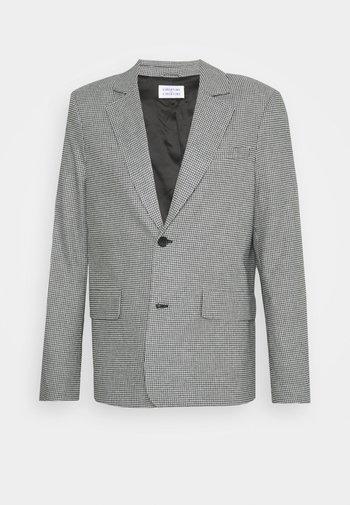 REACT - Suit jacket - dark navy tile