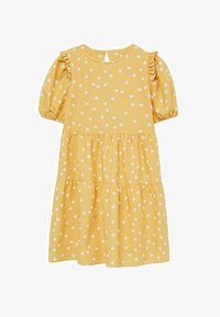 Mango - Day dress - mosterd - 0