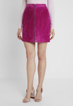 Minisukně - begonia pink