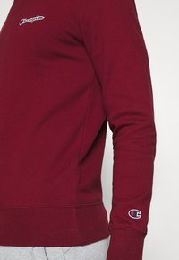 Champion - ROCHESTER CREWNECK  - Mikina - dark red - 5