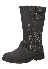 Lurchi - Winter boots - charcoal - 2
