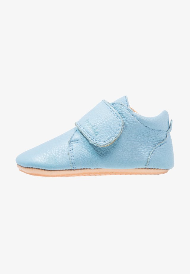 NATUREE CLASSIC MEDIUM FIT - First shoes - hellblau