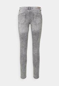 ONLY - ONLWAUW LIFE - Jeans Skinny Fit - medium grey denim - 1