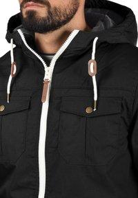 Solid - TILAS - Winter jacket - black - 3