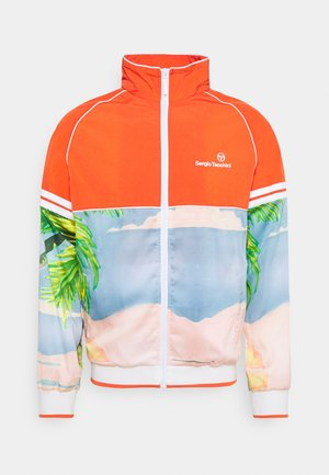 CIUDAD JACKET - Trainingsjacke - cherry tomato multi