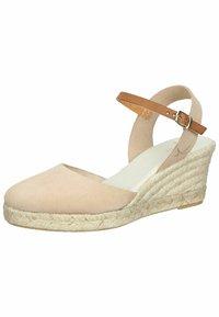 Sansibar Shoes - Sleehakken - beige - 1