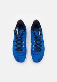 Nike Performance - LEBRON WITNESS 5 - Basketball shoes - game royal/white/black - 3