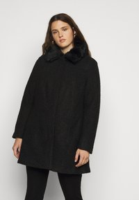 City Chic - COAT SWEET DREAMS - Classic coat - black - 0