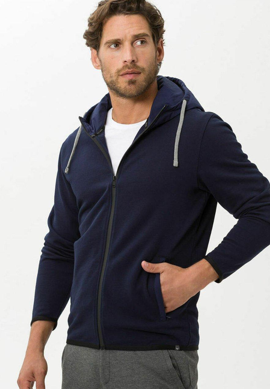 Homme SAMMY - Sweat à capuche zippé