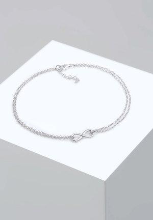 INFINITY SYMBOL ZEICHEN - Bracelet - silver-coloured