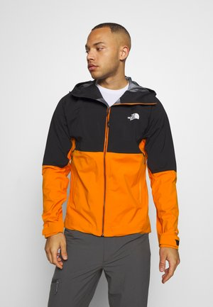 MEN'S IMPENDOR FUTURELIGHT™ JACKET - Veste Hardshell - black/flame orange