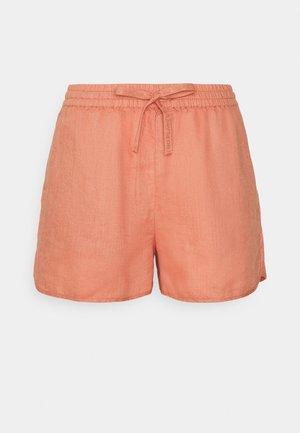 TOPAZ - Shorts - light terracota