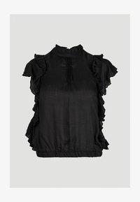 O'Neill - TEASER - Print T-shirt - black out - 4