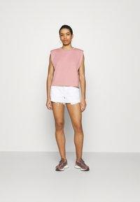 Lindex - Basic T-shirt - light pink - 1