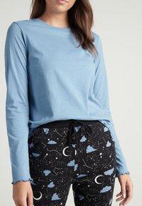 Tezenis - Pyjama top - blau - 045u - sky blue - 0