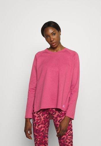 DANCE LAYERING - Langarmshirt - pink