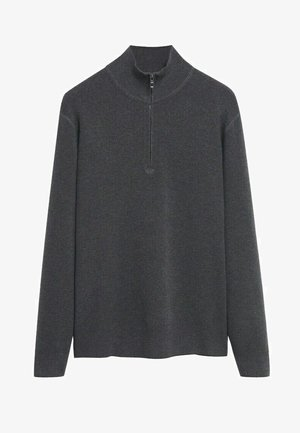 SWEATER - Sweter - charcoal
