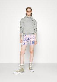 Obey Clothing - FLASH - Shorts - lavender - 4