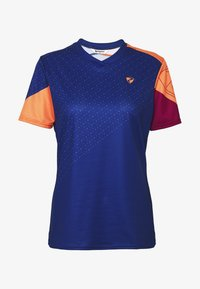 Ziener - NISHI - T-Shirt print - nautic - 4