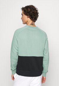 Nike Sportswear - AIR - Mikina - silver pine/black/white - 2