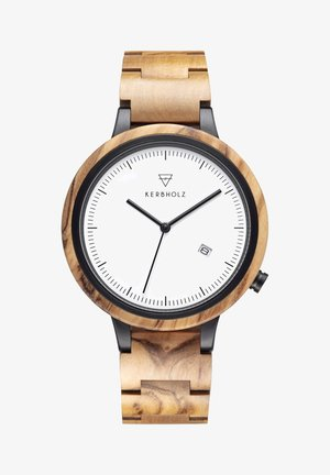 Watch - light brown