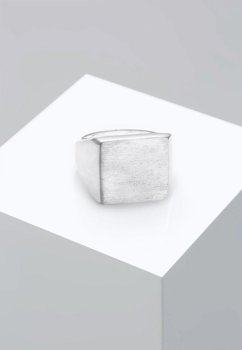 Elli - VINTAGE LOOK - Bague - silver-coloured